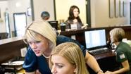 At Webster Dental Care, efforts to keep pace with training and technology keep employees feeling up to date in an increasingly competitive business.