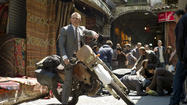 'Skyfall': Bond is back in action -- and top form, critics say