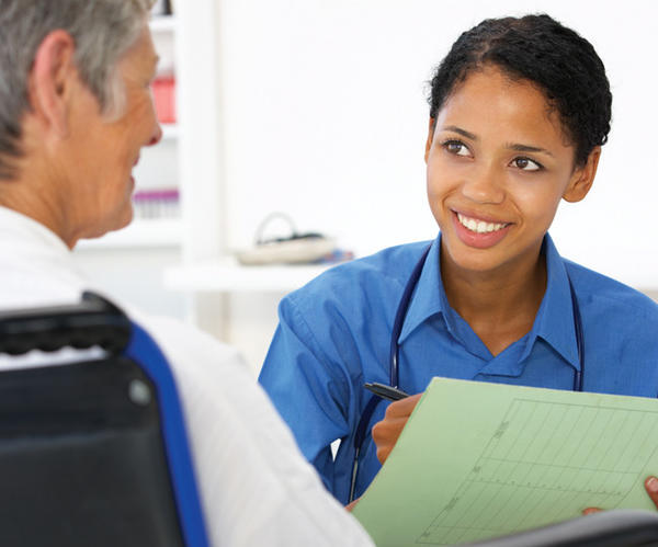 Jobs for physician's assistants are expected to grow 30 percent in this decade.