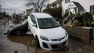 How to spot used car flood damage