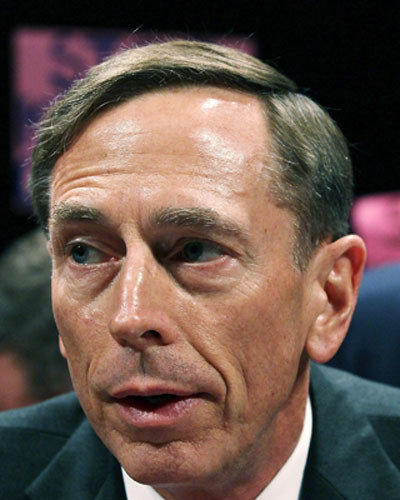 David Petraeus submitted his resignation as director of the CIA on November 9, 2012 citing an extramarital affair.