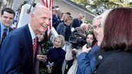 TALLAHASSEE – It's time everyone meet the new Gov. <strong>Rick Scott</strong>, the softer, family-friendlier version who cares about the poor, public schools and state workers.