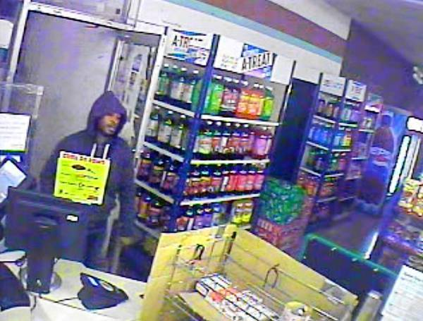 Easton police have released this photo from an Oct. 23 armed robbery at the King Mart.