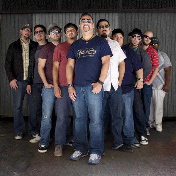 Austin-based Grupo Fantasma will be playing at UCLA's Royce Hall.