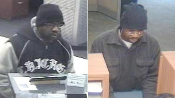 FBI: Stringer Bell bandit hits the Loop for 5th time