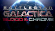 'Battlestar Galactica: Blood and Chrome': Online, on purpose