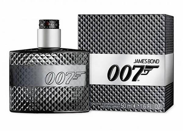 Be on Bond's scent, with his signature fragrance line.