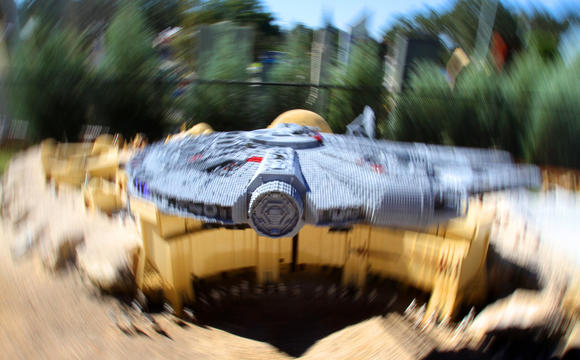 Star Wars at Legoland Florida