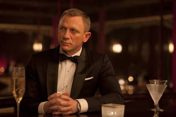 "Daniel Craig returns to the big screen as James Bond in ""Skyfall,"" Craig's third film as the suave British agent."