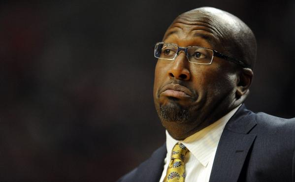 Mike Brown was fired Friday as Lakers coach.