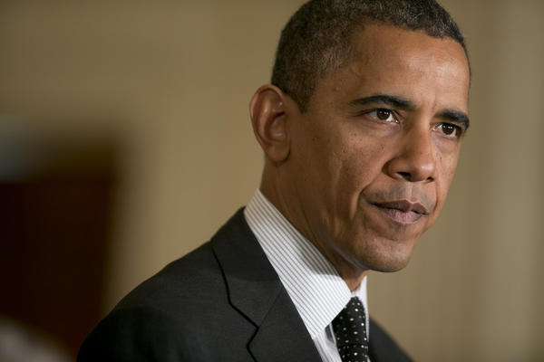 President Obama, gearing up for his fiscal cliff showdown with Congress, says his reelection proves that voters will not tolerate politicians who see compromise as a dirty word.