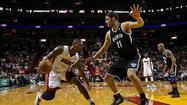 Brook Lopez staying in touch with his pal Ryan Anderson