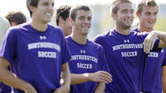 NU men ousted in Big 10 soccer semis