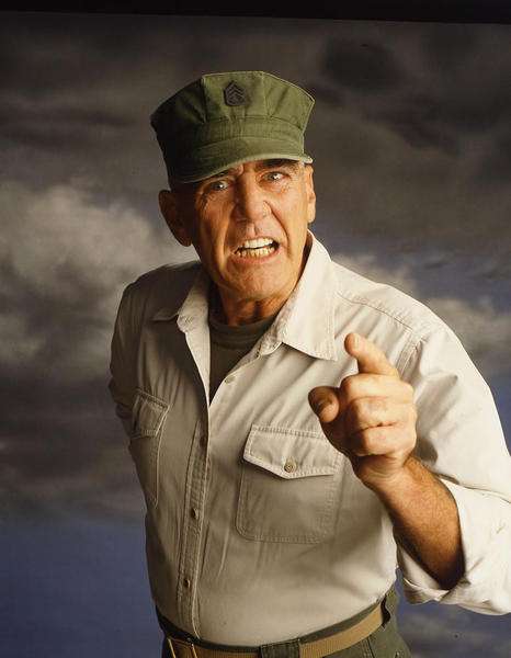 R. Lee Ermey will appear during a meet-and-greet Sunday at Seminole Casino Coconut Creek.