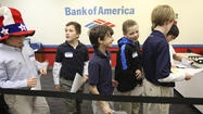 Gilman School Fifth Graders at JA BizTown [Pictures]