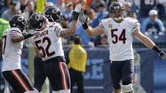 The Pillagers of the Midway are on a record pace, returning seven interceptions for touchdowns in their first eight games as they prepare for Sunday night's prime time adventure against Matt Schaub and the Texans.