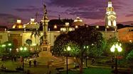The charms of Old Quito, Ecuador