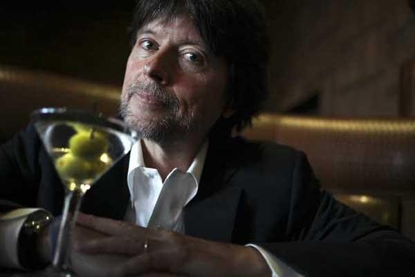 "Ken Burns will be a guest on ""CBS This Morning"""