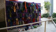 KnitRiot guerrilla knitters leave mark at PATH homeless center