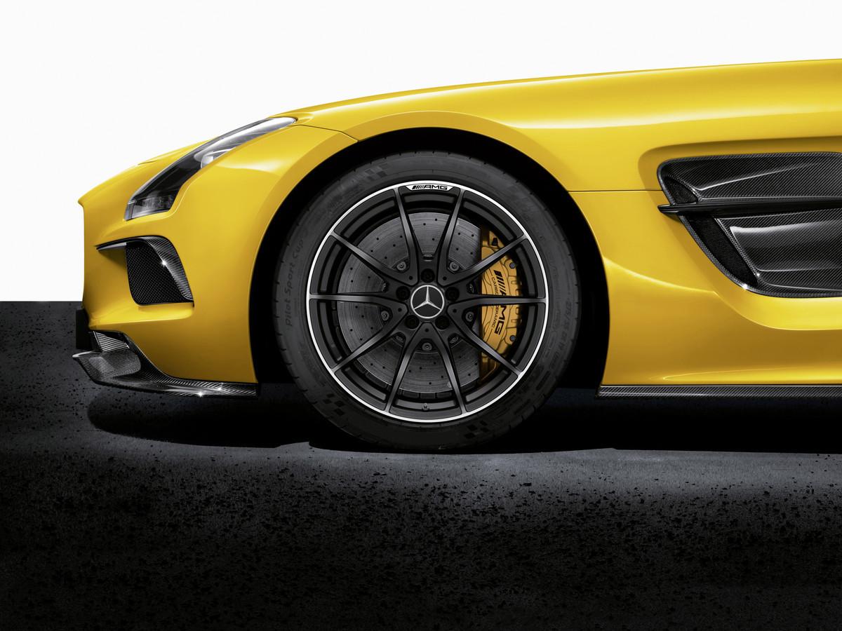 All Types amg black series wheels : SLS AMG Black Series - LA Times