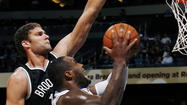 Brooklyn Nets crush the Orlando Magic 107-68