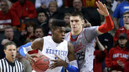Terps fall to Kentucky, 72-69, despite big game from Alex Len