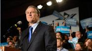 Republican state Attorney General Rob McKenna conceded defeat Friday night to former Democratic Congressman Jay Inslee in the Washington governor's race.