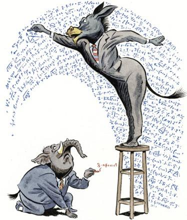 Pundits and prognosticators spent the presidential campaign season doing their best to predict the outcome of the race.