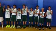 The Newport Lightning Basketball Club 12U boys' team won two tournaments recently.