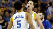 Photos: UCLA defeats Indiana State, 86-59