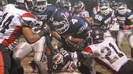 Photo Gallery: Newport Harbor Football Wins First Round