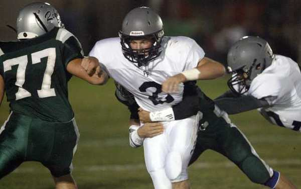 Flintridge Prep running back Kurt Kozacik supplemented Stefan Smith, who who rushed for 189 yards on 25 carries.
