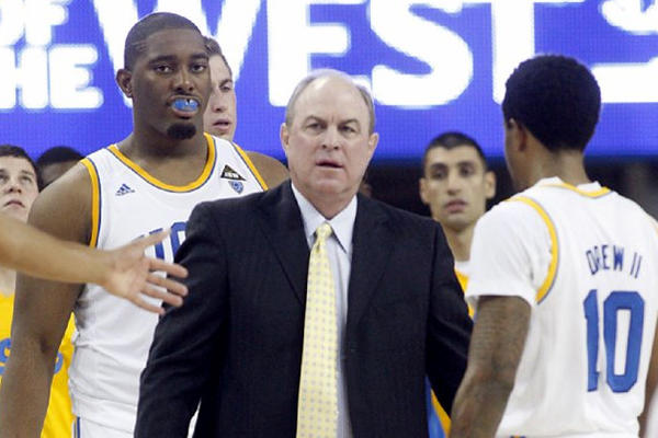 Ben Howland will continue to use Shabazz Muhammad in practice.