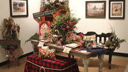 Photos: Holiday Tables 2012, Gallery One