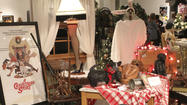 Photos: Holiday Tables 2012, Gallery Two