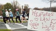 Record number participate in Heather Hurd Run/Walk at HCC Saturday