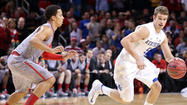 In barely losing to Kentucky, Maryland grows up