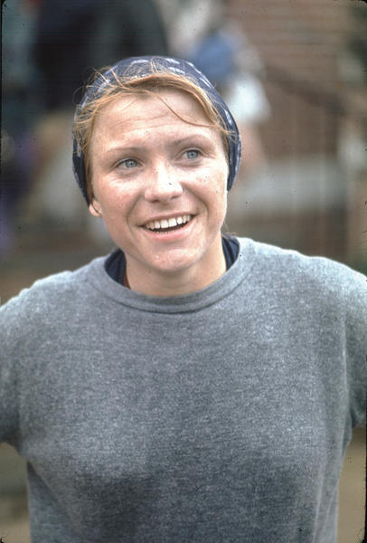 Donna Aycoth was the first woman to participate in the JFK 50 Mile, completing the event for the first time in 1968. She claimed the women's championship six consecutive times from 1968-73.