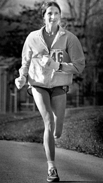 Carolyn Showalter of Maugansville was the JFK 50 Mile women¿s champion six times in the late 1980s and early 1990s. The 25-time finisher is entered in this year¿s event.
