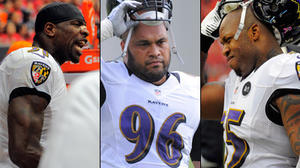 Many reasons for Ravens' struggling run defense