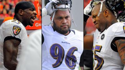 Many reasons for Ravens' struggling run defense