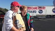 PHOTOS: Home and Away Food Drive