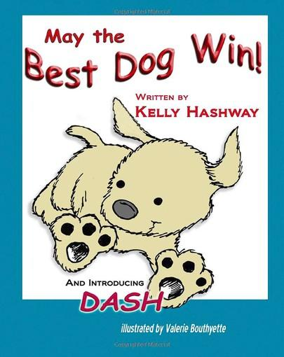 Meet Kelly Hashway, author of 'May the Best Dog Win,' 10 a.m.-noon Nov. 17 at Northampton Community College Fowler Family Southside Center.