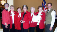 World War II Pheasant Canteen team honored