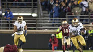 PHOTOS: Notre Dame vs. Boston College Game Action