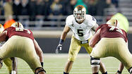 CHESTNUT HILL, Mass. — Manti Te'o established early on that the simple approach was the way to go and deep thinking on the football field often can be a hindrance.