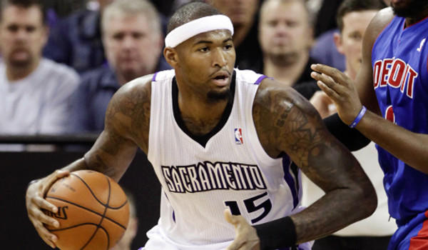 Sacramento center DeMarcus Cousins is averaging 17.3 points and 9.8 rebounds.