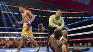 Abner Mares comes up big in title fight