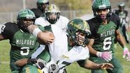 North Harford loses 3A North football semifinal to Milford Mill, 47-30