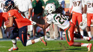 PICTURES: Virginia 41, Miami 40